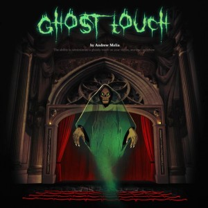 Ghost Touch Front Cover